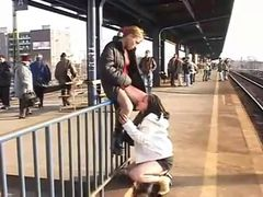 :- SLUTS CAUGHT ON CAMERA IN PUBLIC -: ukmike video