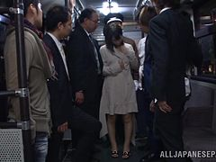 Asian Babe Gets Picked Up In The Bus And Hardcore Fucked
