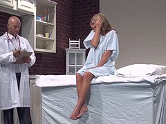 DOCTOR VISIT SEXY MILF