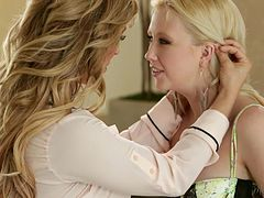 Samantha Rone and Cherie DeVille at Mommy's Girl