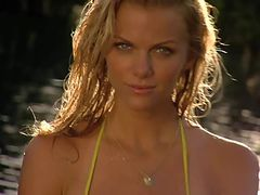 Brooklyn Decker Sports Illustrated Jerk Off Challenge