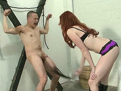 Ball Busting Bitches femdom