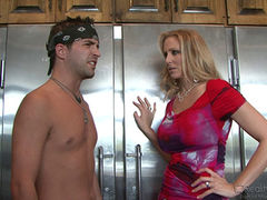 Julia Ann Fucking around in the Family