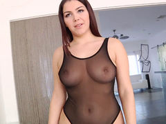 Valentina Nappi Is A Little Taste Of Italy