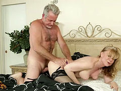 Filthy Family Volume sexy blonde