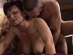 Hot anal creampie for manyika