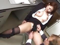 Asian Beauty  Gets  A Real Good Fucking