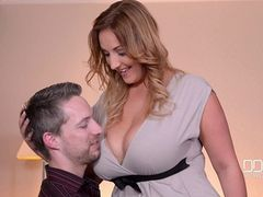 krystal swift big titty lovin czech beauty gets a stiff