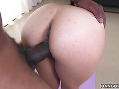Latina Sofia Rivera gets fucked by bbc