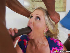 Julia Ann DP'd by BBCs