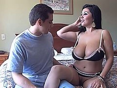 Latin MILF has two winning arguments porn HD Video PornHD co