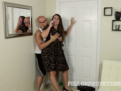 Fucking My Slutty Stepmom!