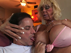 Horny Grannies Love To Fuck 23