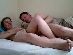 My mature European wife wants to play sex games in the morning