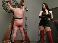spanking and whipping