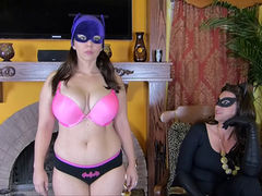 Superheroine trap