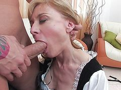 Nina Hartley-Maid for lovin