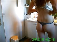 Spy BAthroom Cam