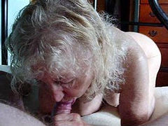 Grannie blowjob clips