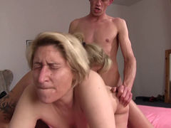 Reife Swinger - Ladies treiben es wild (german porn)