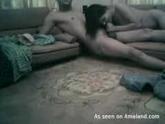 Lazy Afternoon Sex With a Horny Couple