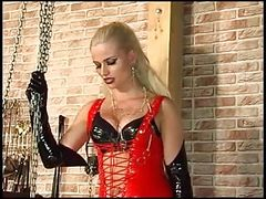 LatexMIstress Punishing
