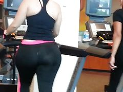 fat gym ass