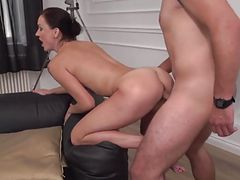 Hot milf and her younger lover 322