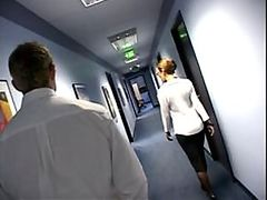 Office Sex With A Fantastic Blonde