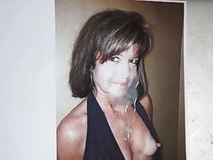 tribute for MILF and her huge nipples