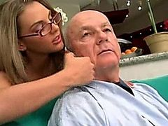 Brianna Love fucked by Grandpa