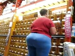 Fat Ass Shopper