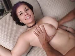 Cute amature with big tits