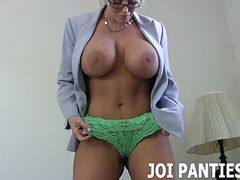I love the new panties you got me JOI