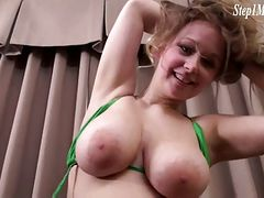 Young Hot Teen with Natural Big Tits