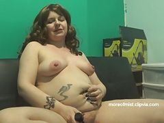 Gurgle Goddess's Fattest Orgasm Video Ever - Preview Clip