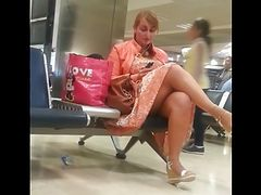 Turkish Milf - Airport