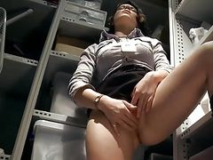 Pretty angel orgasm