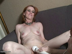 Maggie Sue solo mature housewife
