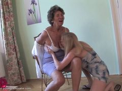 Very old granny sex porn lesbian