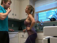 EPORNER COM   [1013518] Hot Step Mom Fucks With Friend (240)