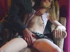 cum and spanked and cum again