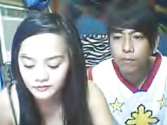 Kathrene Franco with Bf Manila cam girl