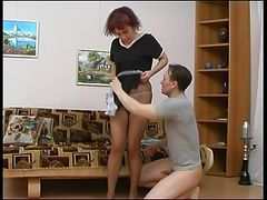 Russian mature M.S.C. #027 - Lillian