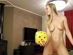amateur blonde teen masturbates and toys w clients