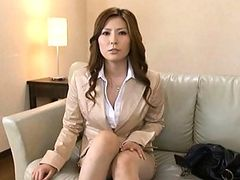 Yuna Shiina is a hot teacher who is very horny and wants sex now
