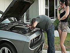 Jayden Jaymes - Blowjob