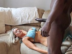 Tiffany-james Blonde blowjob amateur