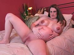 Pregnant Mom Helps You Jerk Off 2