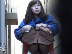 Asian babes stream piss